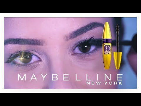 [MASCARA BIG SHOT & HORIA] Dance Like You Don't Care - Maybelline New York