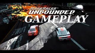 Ridge Racer: Unbounded | PS3 | Gameplay