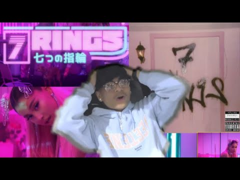 ARIANA GRANDE - 7 RINGS (FIRST REACTION/REVIEW) Mp3