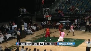 highlights duje dukan 19 points vs the mad ants 2 19 2016