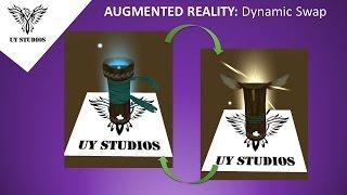 Augmented Reality 04: Dyanamic Swap
