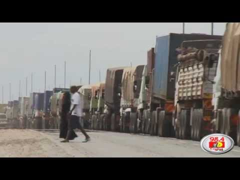 Truckers cause agonising traffic on Mombasa highway