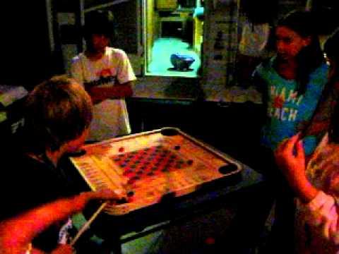 Carroms Board Game - Oceanside RV Park