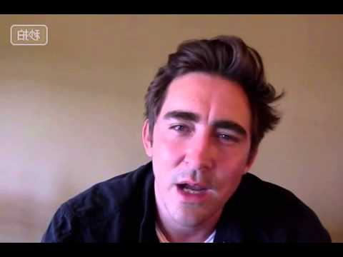 Lee Pace. ComicCon, China. №2