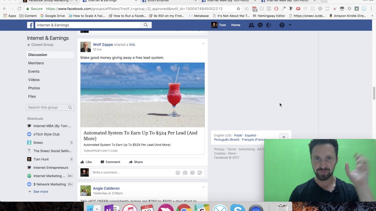 Facebook Group Marketing: 6 Simple Steps To Free Traffic From Facebook Groups