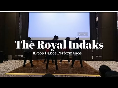 K-pop Dance Performance | by Royal Indaks Group-Chennai, India