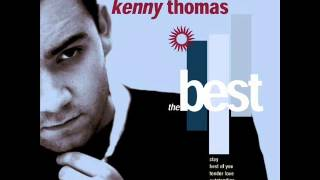 Download Kenny Thomas - Were We Ever In Love MP3 song and Music Video