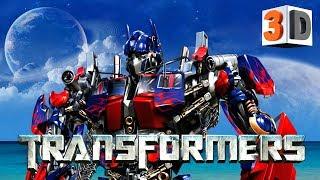 Мультик #Трансформеры Боты Спасатели Оптимус Прайм Мегатрон #Transformers Optimus Prime vs Megatron