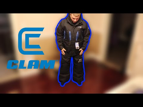 New CLAM Ice Armor RISE FLOAT SUIT!