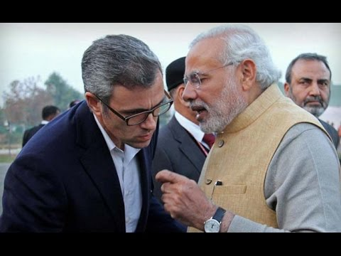 PM Modi Accepted Omar Abdullah's Memorandum for Political Solution in Kashmir