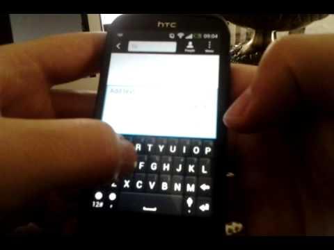 HTC Desire X problem