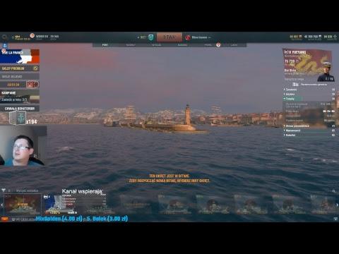 World of Warships stream - Testy Asashio