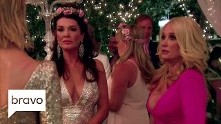 RHOBH: Kim Richards Isn't Shocked That Lisa Rinna's Been Acting Mean (Season 7, Episode 18) | Bravo