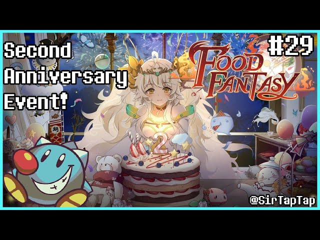 Let's Play Food Fantasy (part 29) | More Wonderland Event Dramatic Reading (Horny Anime Boys ftw)