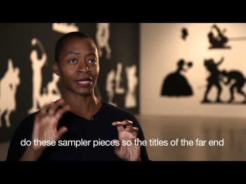 Kara Walker at the MAC: 24 Jan - 27 Apr 2014.