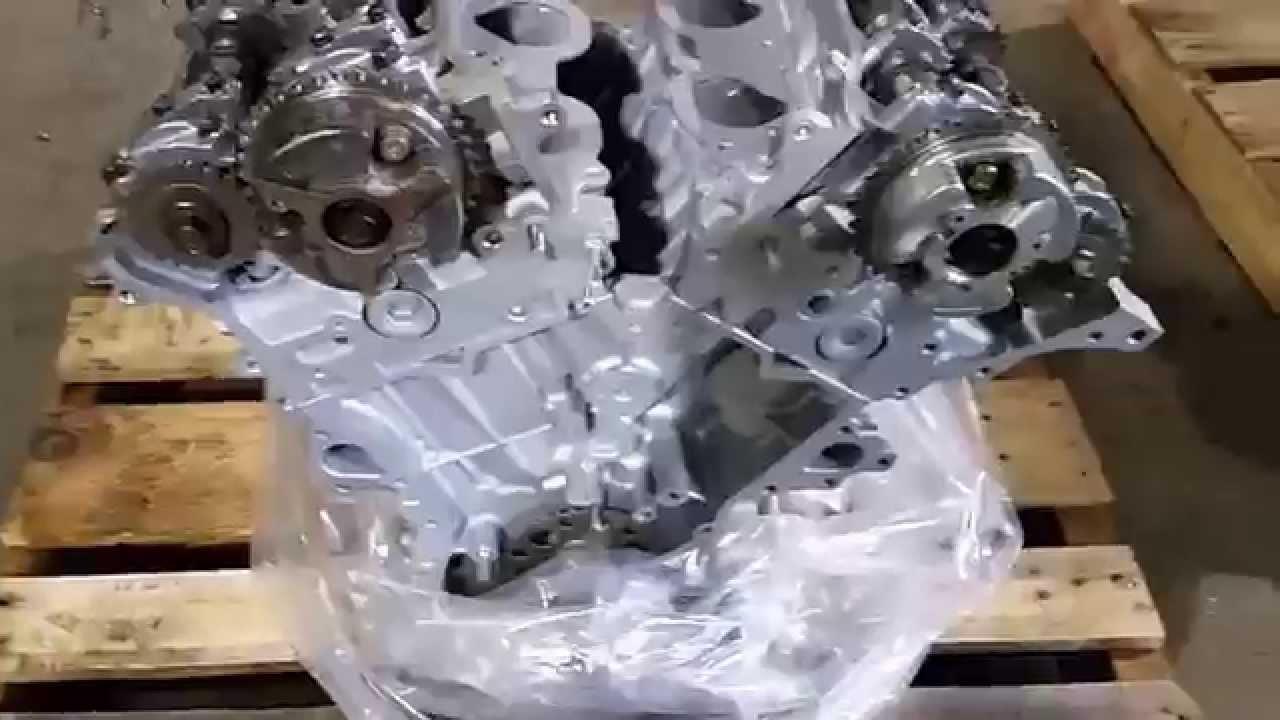 Rebuilt Toyota 1gr Fe 4 0ltr V6 Engine For Toyota 4runner