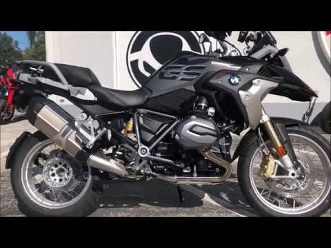 2018 bmw r 1200 gs exclusive in espresso metallic at euro cycles of tampa bay youtube. Black Bedroom Furniture Sets. Home Design Ideas