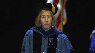 Convocation 2017: NYU Senior Vice Provost C. Cybele Raver Presents Greetings from the University