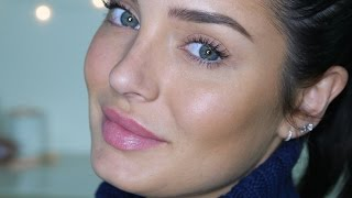 5 Minute Makeup: BARE MINIMUM LOOK