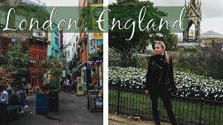 Solo Travel in London
