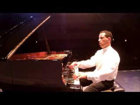 Schumann Fantasy in C major op 17 - Mvt I - Pascal Salomon