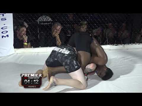 Premier MMA Championship 9: Tavae Lewis vs Taylor Ruscin
