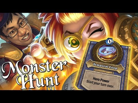 Trump Takes Forever Every Turn... But TWICE! /w Toki! - Monster Hunt - The Witchwood thumbnail