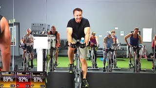 Free 20-Minute Spin® Workout for Beginners and Experienced Riders (Part 1) by Studio SWEAT onDemand!