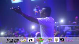 THE NIGHT OF THE AFRICAN VOICE MBOSSO LIVE SHOW (PART 2)