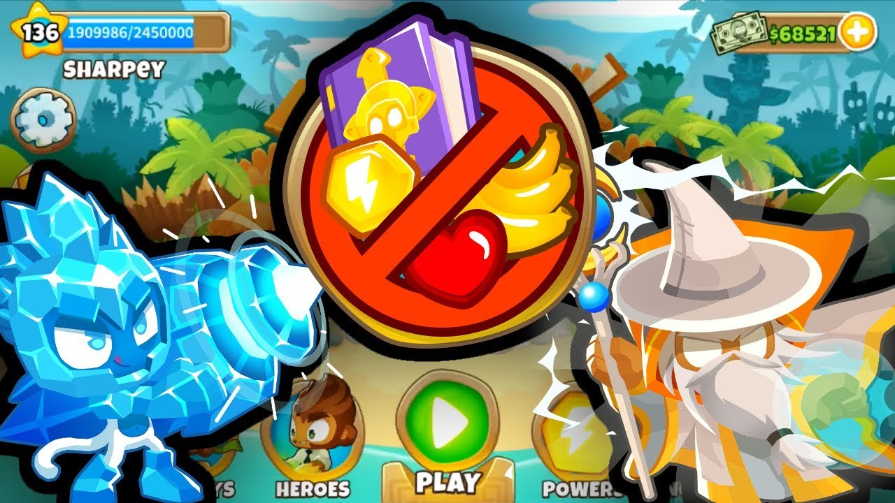 BTD6 - Top 'Endgame' towers/heroes for CHIMPS (General Get Good Guide) by  Rohan S A