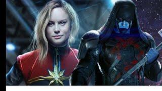 Final Battle Captain Marvel VS Ronan Captain Marvel 2019