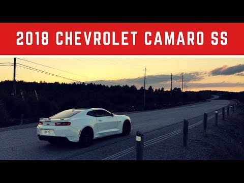 2018 Chevrolet Camaro SS Test Drive Review