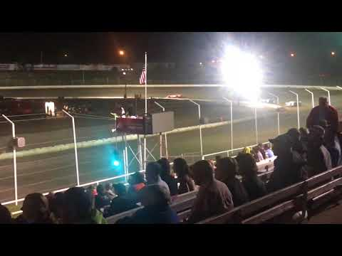 5/25/2018 Black Hills Speedway main event (outside view)