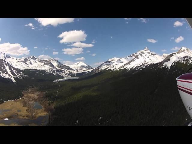 Robb Lake flight late May 2013