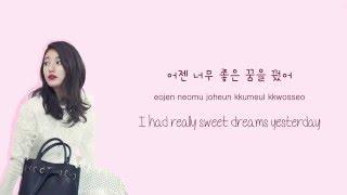 Gambar cover SUZY [수지] X BAEKHYUN [백현] - Dream Color Coded Lyrics HAN/ENG/ROM 가사
