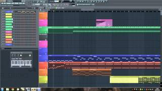 Everything's Gone Green New Order FL Studio Cover
