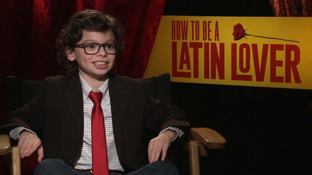 Raphael Alejandro Dreams To Play Spiderman How To Be A Latin Lover Interview