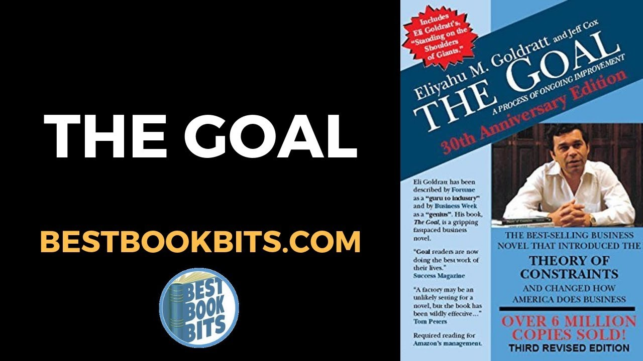 audiobook eliyahu the goal goldratt