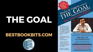 The Goal | Eliyahu M. Goldratt | Book Summary