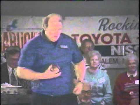 Candlepin Stars & Strikes - Rich Hallberg vs. Jim Grigaitis