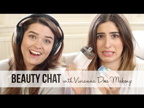 Beauty Chat With Anna // Lily Pebbles