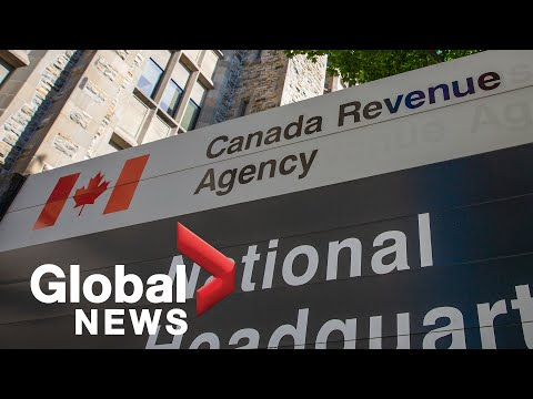 Canada Revenue Agency locks out over 800,000 online accounts after being compromised