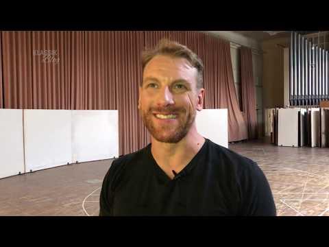 Ein Tag mit Günther Groissböck an der Wiener Staatsoper
