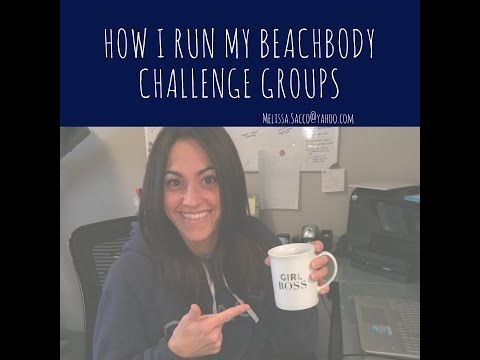 How I build my Beachbody Business with Free and Paid Challenge groups