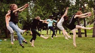 CONTEMPORARY - тренер МАНЯ - FORMAT DANCE STUDIO