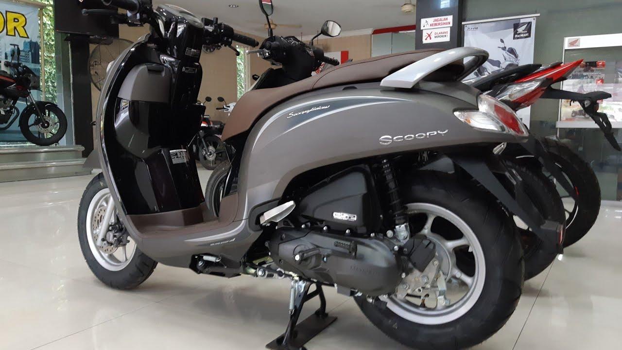 Simulasi Kredit Motor Honda All New Scoopy - Frameimage.org
