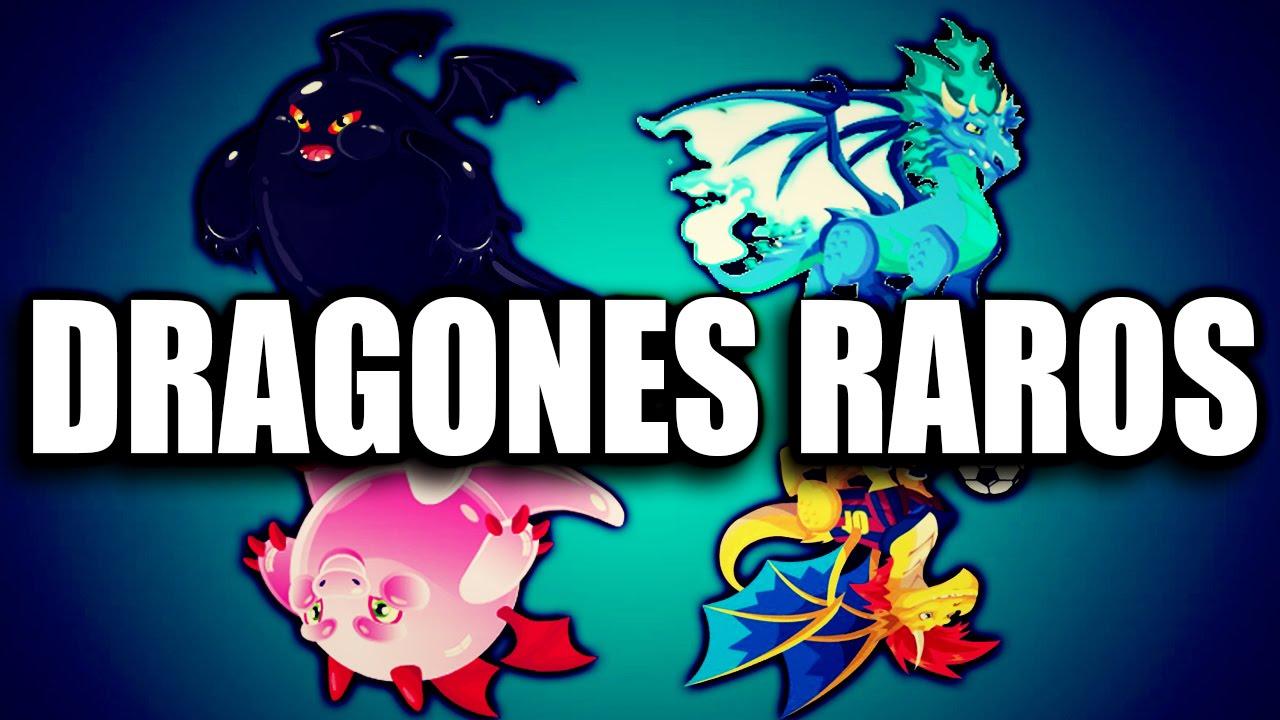 Dragon City Como Sacar Dragones Raros 2016 - YouTube