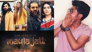 BEST INDIAN REACTION ON LATEST PAKISTANI MOVIE THE LEGEND OF MAULA JATT|INDIAN REACTS ON MAULA JATT