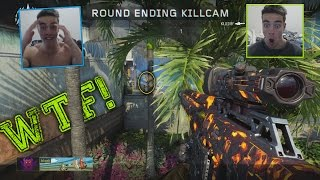 MY LUCKIEST TRICKSHOT VIDEO YET!! (Back to Back to Back to Back to Back Trickshots)