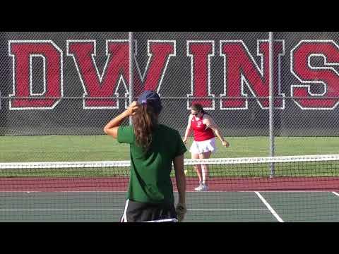 Girls Varsity Tennis Baldwinsville VS Fayetteville Manlius 9/22/2017